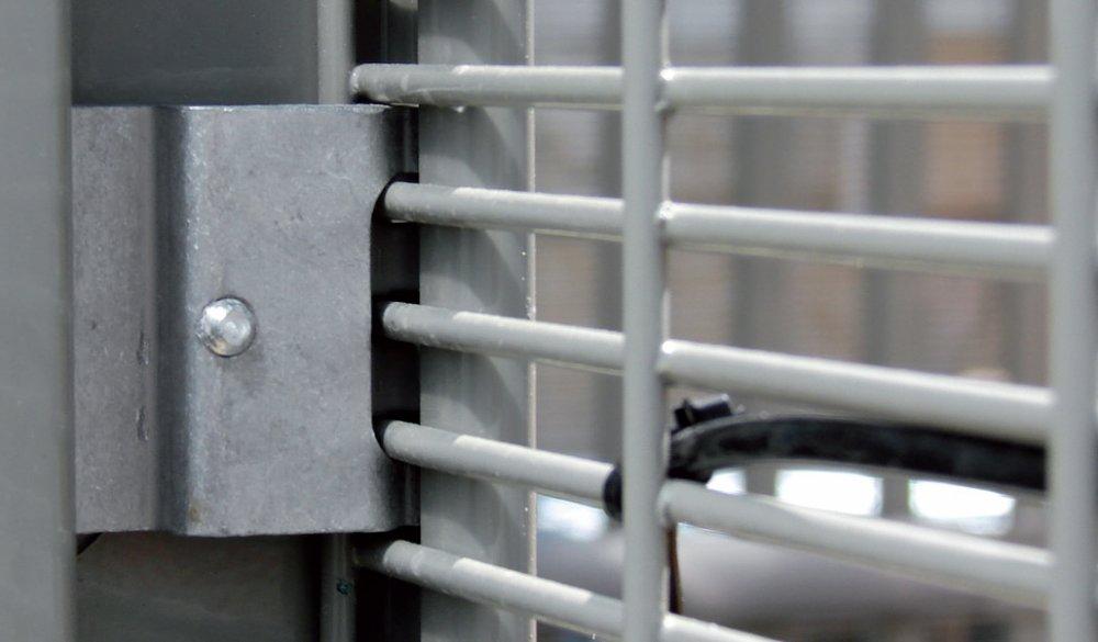 Vente et installation de Clôture haute sécurité à Caen et dans le Calvados | Closystem