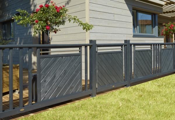 Vente et installation de clôture en bois et composite à Caen dans le Calvados | Closystem