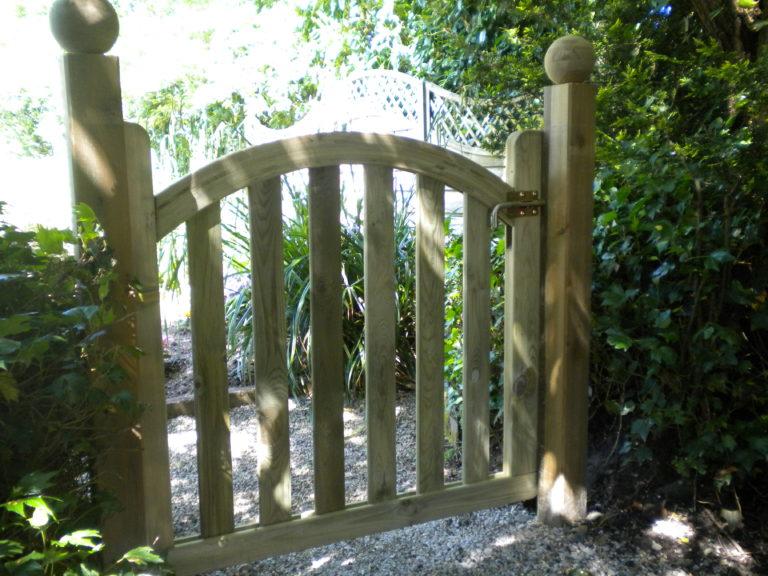 Portillon de jardin Caen, Le Havre, Alençon, Calvados, Normandie | Closystem