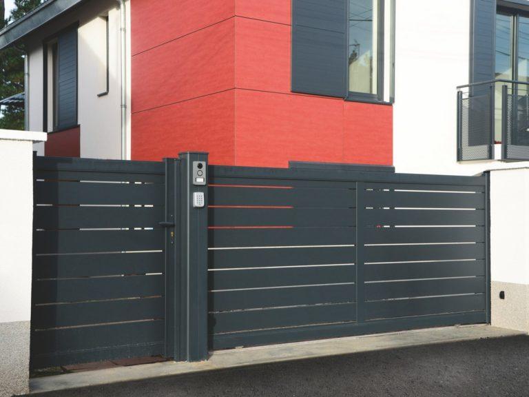 Portail en aluminium | Closystem