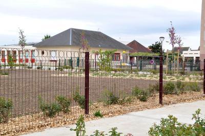 Vente et installation de Clôture pour collectivités à Caen et dans le Calvados | Closystem