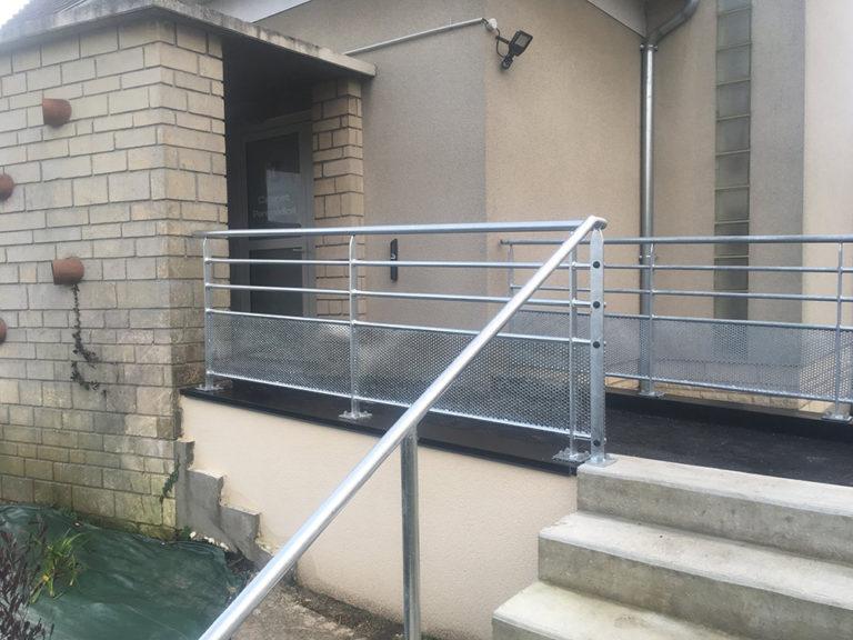 Vente et installation de Garde-corps indutriel à Caen et dans le Calvados | Closystem