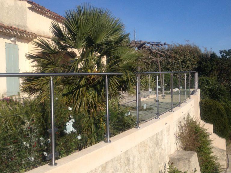 Vente et installation de Garde-corps Inox à Caen et dans le Calvados | Closystem